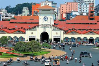 Bán nhà Phường Nguyễn Thái Bình, Quận 1, DT 4.2x20m vuông vức 5 tầng khu vip, giá 27 tỷ