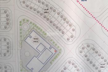 Bán lô đất đấu giá Phú Lương, HĐ DT 62.5m2, MT 5m, SĐCC, đường rộng 12m, giá 45tr/m2. 0964.238.296