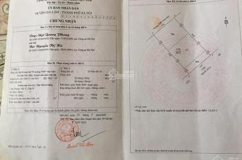 Bán nhà cấp 4 tại Yên Viên, Gia Lâm, Hà Nội