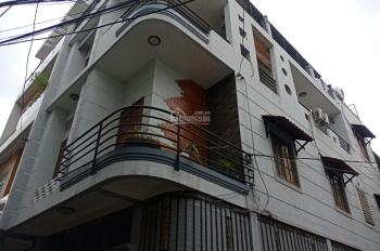 Bán nhà góc 2 MT đường Lam Sơn, Phường 2, Tân Bình 10m x 18m CN 180m2 GPXD hầm 11 lầu ST