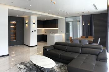 Cho thuê Penthouse Vinhomes 180m2 và 300m2 3pn+1 3wc full nội thất cao cấp, view sông thoáng mát