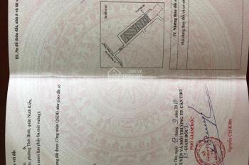 Bán Nền 2 mặt tiền hẻm 54 Hùng Vương (Thông qua hẻm 77 Phạm Ngũ Lão).