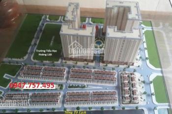 Chính chủ bán nền liền kề Tây Nam Linh Đàm, giá rẻ DT 90m, nhìn vườn hoa giá 50 tr/th, 0986982525