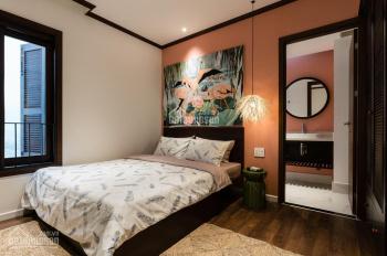 Chính chủ cho thuê khách sạn 17 phòng hẻm số 7 Nguyễn Trãi, P. Bến Thành, Quận 1