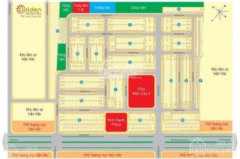 Tôi cần bán lô D40 đã có sổ, dự án Golden Center City Kim Oanh, trung tâm TX Bến Cát 0946 539 479