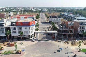 Đất nền đã có sổ đỏ dự án Golden Center City, mặt tiền Quốc Lộ 13, giá đầu tư