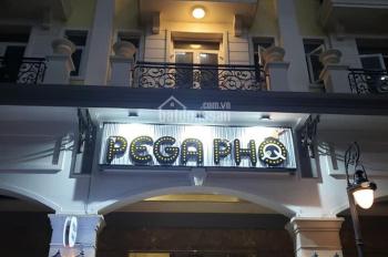 Chính chủ bán nhanh nhà phố The Pegasuite 2 MT đường Tạ Quang Bửu, 82.5m2, 1 trệt 1 lửng 3 lầu