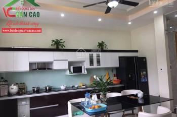 Cho thuê tòa nhà 7 tầng từ 10 - 15 phòng ngủ khu Văn Cao, Lê Hồng Phong
