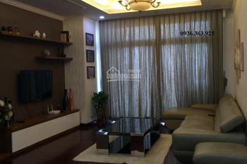 Chính chủ cần bán CHCC Royal City, 111m2, 2 phòng ngủ sáng, đủ đồ, sổ đỏ chính chủ. LH: 0936363925