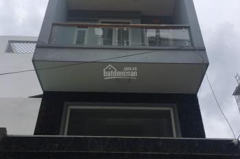 Bán nhà Hẻm 368 nguyễn văn lượng DT 4 x17 1Tr 1 Lửng 2 lầu sân thượng