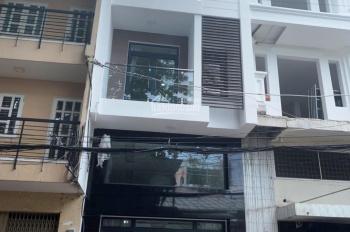 Cần bán nhà mặt tiền kinh doanh đường CMT8 P5 Tân Bình, 3.6 x 30m, nở hậu 6m, nhà mới 5 tầng