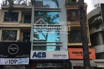 Bán nhà mặt tiền đường Nguyễn Tri Phương, P4, Quận 10, DT: 3.5x14m, giá chỉ 17 tỷ, HĐT 30tr/th
