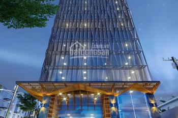 Cho thuê khách sạn Cửu Long Phường 2 Q. Tân Bình, hầm 8 lầu 35 phòng. Giá thuê 250tr/tháng