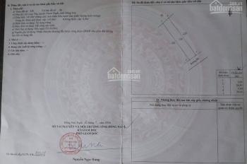 Tôi là chủ cần bán lô đất 145m2, ngay trung tâm huyện sát đường VĐ3 và 25C nối sân bay Long Thành