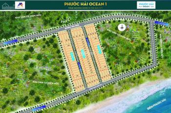 Siêu phẩm đất MT ven biển với dự án Phước Hải Ocean 1