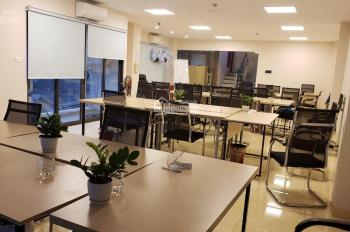 Cho thuê văn phòng số 3 ngõ 98 Vũ Trọng Phụng - Thanh Xuân. DT 80m2, full nội thất văn phòng
