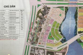 Bán đất shophouse thương mại, biệt thự KDC Văn Minh, An Phú, Q2, DT 6x18m, 10x20m, 15x20m, sổ đỏ