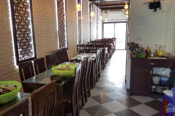 Cho thuê nhà mặt phố Trần Nhân Tông, 80m2 x 4 tầng, 45tr/tháng