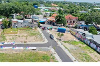 Bán đất Thịnh Vượng 2 mặt tiền đường Nguyễn Thị Lắng giá F1, đã có sổ hồng riêng, 0915.570.579