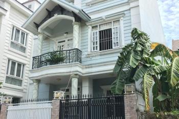 Cho thuê biệt thự giá rẻ làm văn phòng 7x20m, trệt 2 lầu 4 phòng, giá 28 triệu/tháng
