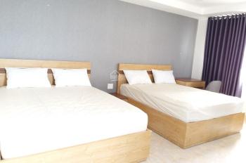 Khách sạn,cao cấp mới 100%, đường Hoàng Quốc Việt, Huỳnh Tấn Phát. Gía: 350tr/th.
