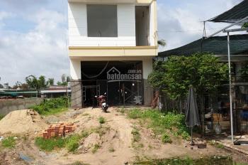 Bán nhà mới 2 mặt tiền NTMK, Phú Hòa, TDM, 395,3m2, thổ cư 160m2 giá rẻ bất ngờ.