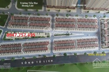 Bán liền kề Tây Nam Linh Đàm, giá 42 tr/m2, DT 90m2, liên hệ: 0945.84.3333