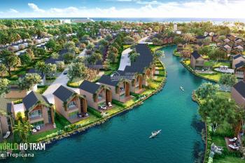 Biệt thự Hồ Tràm - thanh toán trước chỉ 1,9 tỷ sở hữu ngay biệt thự đẹp như mơ LH CĐT: 0919054947