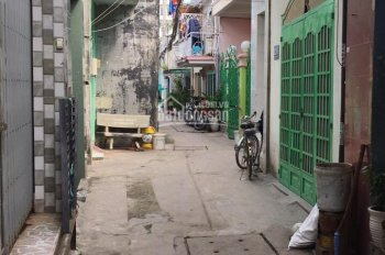 Hẻm 3m KDC Cao Lỗ - Đồng Diều, P4, Q8; 4.5 x 8m, 1 lửng