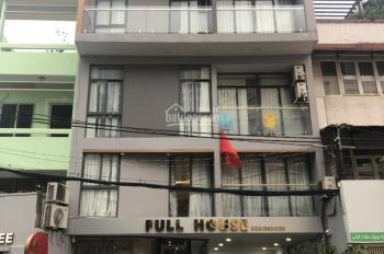 Hot bán nhà MT 8.1m Trần Quý Khoách, P Tân Định, Q1. Hầm 6 lầu, giá: 55 tỷ TL, 0967666667