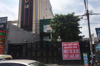 Cho thuê nhà mặt tiền Huỳnh Tấn Phát, quận 7 vị trí kinh doanh DT 12x20m 1 trệt 1 lầu