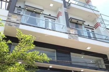 Nhà 5x18m= 2 lầu 4PN, 5WC, khu nhà cao cấp - 155A/9 Hà Huy Giáp - CĐ Điện Lực vào 200m