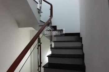 Ô tô đậu cổng nhà mới tinh 4.5x11m, 4 lầu, 5PN, 5WC Dương Quảng Hàm, Gò Vấp, 0901392122