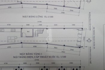 Bán nhà mặt tiền đường Số 8, Tân Quy, quận 7 DT 4 x 18m giá 6tỷ100tr, 0901478523 Linh chính chủ
