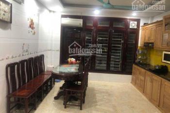 Cho thuê nhà liền kề 70m2 x 4 tầng, Tổng Cục 5 Tân Triều, hoàn thiện đẹp giá 13tr/th, đường 21m