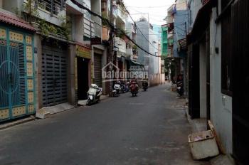 Cho thuê nhà HXH 10tr, 4x14.5m, Tân Hương, Tân Quý, Q. Tân Phú