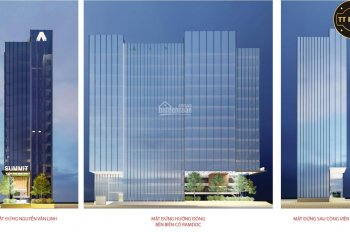 Summit Office Tower Đà Nẵng - Phòng kinh doanh dự án
