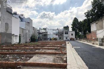 Dự án đất phân lô 43/38 đường Đỗ Thừa Luông, P Tân Quý, Q Tân Phú
