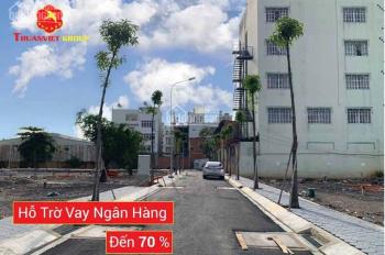 Bán đất hẻm nhựa 8m Đỗ Thừa Luông, Q. Tân Phú, 4x16m giá 4.69 tỷ