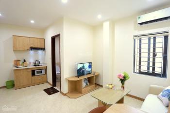 Căn hộ dịch vụ cho thuê tại Dịch Vọng Hậu, Duy Tân full nội thất cao cấp với giá chỉ từ 8tr/tháng