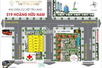Bán nhanh 5 lô đất MT Hoàng Hữu Nam, Quận 9, chỉ cần trả trước 600tr đã nhận nền, LH nhận ưu đãi