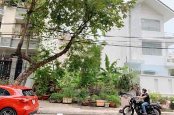 Cho thuê đất trống 10*20m đường Số 6 KDC Trung Sơn