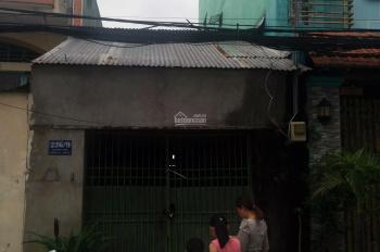 Cho thuê nhà nát 226/9 An Dương Vương, phường 16, quận 8, giá: 7tr/tháng. LH: 0933 63 13 76