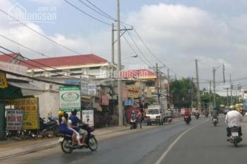 Bán nhà mặt tiền Quốc Lộ 50, Xã Đa Phước, Bình Chánh. DT: 9 x 40m - LH: 0909.553.116