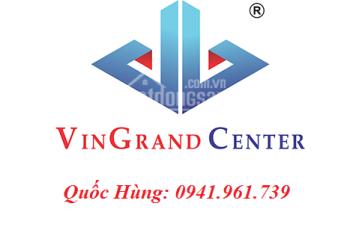Bán nhà mặt tiền đường Nguyễn Thị Nhỏ, P. 9, Q. Tân Bình, (DT: 5.1 x 23m), 3 lầu, giá 23 tỷ.