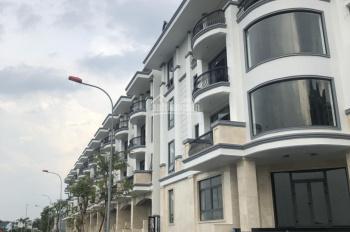 Biệt thự phố KĐT Vạn Phúc 10 x  20m Trệt + 5 lầu mặt tiền Shophouse Nguyễn Thị Nhung.Gía: 28 tỷ