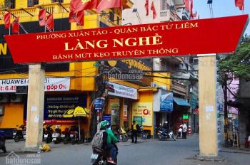 Bán nhà Xuân Đỉnh, Bắc Từ Liêm: 70m2, MT: 8m, lô góc, kinh doanh tốt