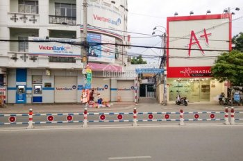 Bán nhà góc 2 MT đường Nguyễn Thái Sơn. DT: 4.3x18.2m nhà 2 lầu giá: 12 tỷ, LH: 0938225997