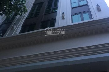 Gia đình bán gấp để trả nợ nhà mặt phố Hàng Bún, Ba đình, 72m2 x 7 tầng, MT 7m, giá thỏa thuận