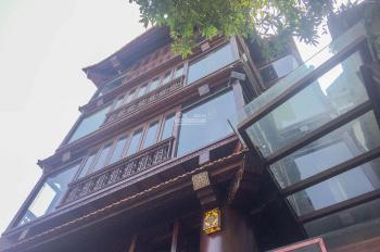 Bán nhà mặt tiền quận 1, ngang 9m khan hiếm, Đường Trần Hưng Đạo, Quận 1, giá 24 tỷ, 0948740139